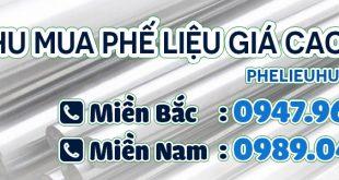 Banner Thu Mua Phế Liệu Giá Cao