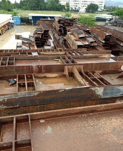 Thu mua phế liệu sắt trọn gói