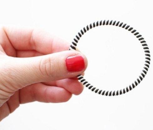 Vòng tay từ dây điện cũ