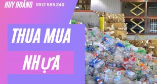 Thu mua, thanh lý Nhựa phế liệu giá cao