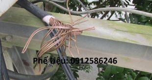 Cách tách vỏ dây điện lấy đồng bán phế liệu được giá